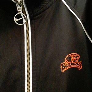 Beavers. Nike Team. Jacket. Black. Size: M…
